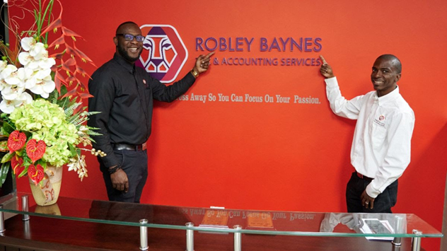 Robley Baynes Tobago Office Opening