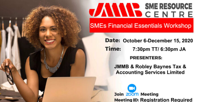 Robley Baynes Collaborates With JMMB To Present SME Financial Essentials